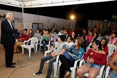 20/08/2018 Reunião com Welington, amigos e familiares no Condomínio Asa Branca em Sobradinho
