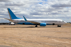 N881XA (davfog2002) Tags: goodyear arizona unitedstates litchfield avondale airport storage
