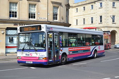 First Bath 42903 WX05RYL (Will Swain) Tags: bath 21st april 2018 south west bus buses transport travel uk britain vehicle vehicles county country england english city centre williamsdigitalcamerapics100 first 42903 wx05ryl