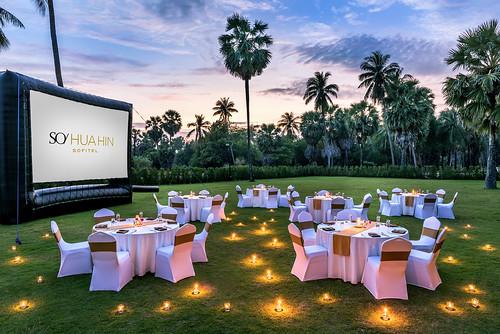 Event Lawn Banquet