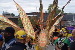 DSC_6871 Notting Hill Caribbean Carnival London Exotic Colourful Costume Guys Showmen Performers Aug 27 2018 (photographer695) Tags: notting hill caribbean carnival london exotic colourful costume dancing performers aug 27 2018 stunning guys showmen