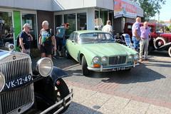 1970 Jaguar XJ6 4.2 (Davydutchy) Tags: oldtimerdag ruinerwold drenthe drente meeting treffen show oldtimer classic klassiker klassiek veterán car auto automobiel automobile bil avto voiture vehicle pkw jaguar xj6 42 british english greatbritain uk august 2018