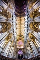 Notre Dame de Reims,  France (Zeeyolq Photography) Tags: architectures cathedral cathédraledereims church france reims grandest fr
