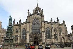 St Giles Cathedral IMG_0137 (SunCat) Tags: edinburgh scotland unitedkingdom uk greatbritain europe travel vacation 2018 all stgiles cathedral church