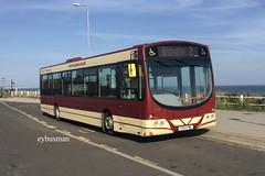 Go Ahead East Yorkshire 338, YX54FWL. (EYBusman) Tags: go ahead east yorkshire eyms hull bus coach belvedere circle bridlington wright eclipse urban volvo b7rle yx54fwl eybusman