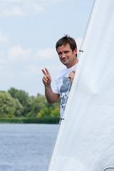 _MG_1073 (amprophoto) Tags: sails sailing sailingyacht sailboats sailboat race yachtrace beneteau platu25 water blue white sun sunny bluesky sport fun peoples