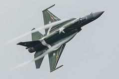 Asian Thunder (Chris Milne Photography) Tags: jf17 thunder pakistan air force radom international airshow 2018