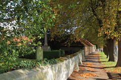 Chippenham Village..Cambridgeshire (Adam Swaine) Tags: trees leaves village villages canon cambs cambsvillages counties english england englishvillages uk ukcounties ukvillages beautiful paths streets seasons county
