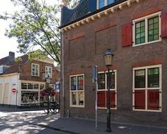 Coninckstraat in Amersfoort (joeke pieters) Tags: 1410781 panasonicdmcfz150 amersfoort utrecht nederland netherlands holland