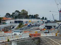 Westconnex takes shape 1 - Update 26 August 2018 (john cowper) Tags: westconnex motorway haberfield cars automobiles roadsmaritimeservices transportfornsw m4 sydney newsouthwales