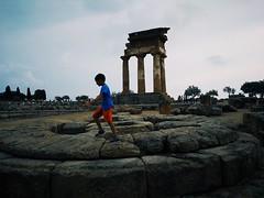 Valle dei Templi, Agrigento (SaraDeToni) Tags: valledeitempli agrigento sicilia temple