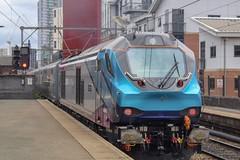 Transpennine Express/Direct Rail Services 68020 (Mike McNiven) Tags: diesel freightliner manchester deansgate rugby locomotive loco drs nova3 express transpennine