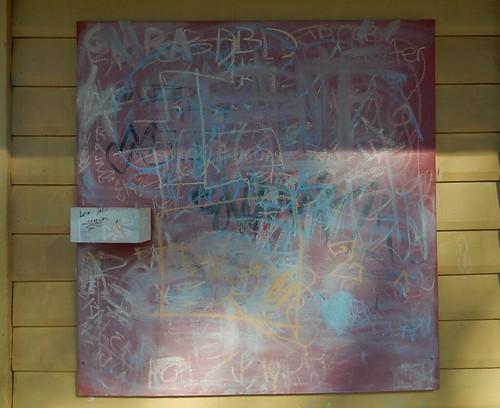 Public Chalk Board