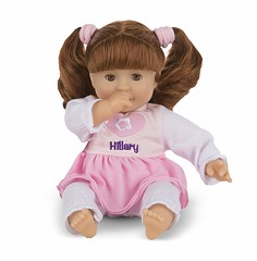 Personalised Baby Doll (mywowstuff) Tags: gifts gadgets cool family friends funny shopping men women kids home