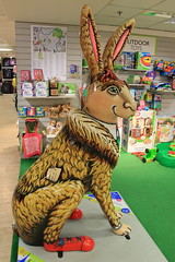 IMG_4745 (.Martin.) Tags: gogohares 2018 norwich city sculpture sculptures trail gogo go hares art norfolk childrens charity break