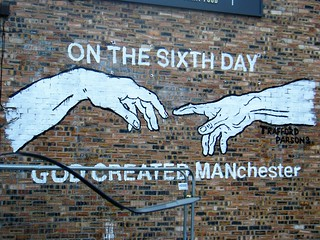 On the sixth day GOD created MANCHESTER�����