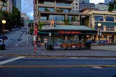 Western Av. (dan-gutierrez) Tags: roadtrip streetphotography fujifilm x100t seattle northwest