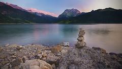 Berglandschaft (Yves_Häring) Tags: landscape landschaftsfotografie fotografie bergsee alpen schweiz sonya7