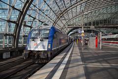 PKP 5 370 003 Berlin Hauptbahnhof (daveymills37886) Tags: pkp 5 370 003 berlin hauptbahnhof baureihe siemens taurus es64u2