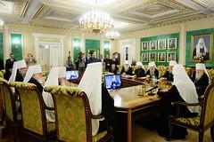 09. Внеочередное заседание Св. Синода РПЦ 14.09.2018