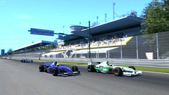 Winner at Autodromo Nazionale Monza_1 (Moments of Yesterday) Tags: sony ps3 playstation polyphony