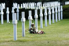 CollevilleSurMer_20180907_020 (Bourgeois Jean) Tags: pelouse américan cemetery collevillesurmer american normandie omahabeach hommage