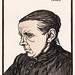 Portrait of Dina Klaver (1916) by Julie de Graag (1877-1924). Original from the Rijks Museum. Digitally enhanced by rawpixel
