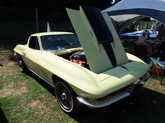 American Car Show - Museum of Power - 020918 / DSCF6087 (ColeTrickle#46) Tags: 2018 museumofpower chevroletcorvette