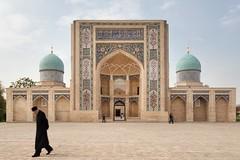 (ilConte) Tags: tashkent uzbekistan barakkhanmadrasa architettura architecture architektur islam asia centralasia madrasa