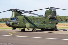 CH-47D Chinook, D-667, Nederland (Alfred Koning) Tags: belgianairforcedays2018 ch47d d667 ebblkleinebrogel h47chinook locatie nederland vliegtuigen