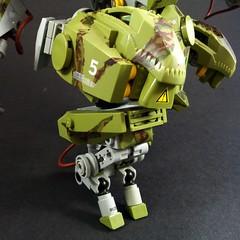 FCA AHM 4th Heavy Mech (Marco Marozzi) Tags: lego legomech legodesign legomecha marozzi marco moc mecha mech robot droid drone
