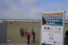 California Costal Clean Up Day 9-2018 (daver6sf@yahoo.com) Tags: 20180915 dra landends ocbe costalcleanup oceanbeach sponsors