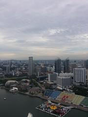 Marina Bay Sands View (amirreza_owaysee) Tags: marinabaysandshotel singapore building sky asia marinabay bay amirreza owaysee artzoo