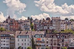 Koblenz-Pfaffendorf (pni) Tags: sky cloud building city roof wall window pfaffendorf koblenz ger18 germany deutschland pekkanikrus skrubu pni