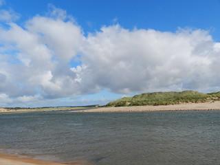 Forvie Sands from Newburgh Sands, Aberdeenshire, Aug 2018