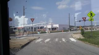 Future Wawa on Nabisco site Philadelphia PA