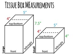 Step 0. Take measurements of box to cover. (osiristhe) Tags: illustrator howto sewing