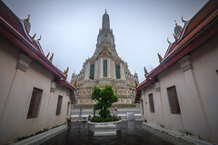 Wat Arun Ratchawaram, Bangkok, Thailad (CamelKW) Tags: thailand2018 bangkok bangkokmetropolitanregion thailand th watarunratchawaram thailad