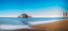 West Pier in Brighton (gaztotalmods) Tags: