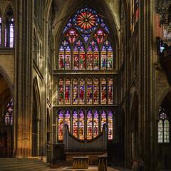 Metz Cathedral - Organ