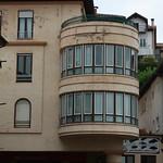 Casa con miradores
