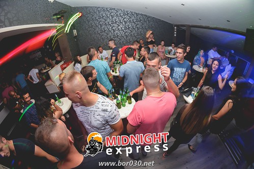 Midnight express (01.09.2018)