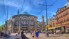 Dagelijkse Groenmarkt, Snoeptrommel, Den Haag, Netherlands - 1613