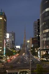 nagoya19577 (tanayan) Tags: urban town cityscape night view nagoya aichi japan nikon v3 road street alley 愛知 名古屋 日本