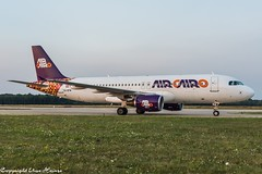 Air Cairo SU-BTM (U. Heinze) Tags: aircraft airlines airways airplane planespotting plane flugzeug haj hannoverlangenhagenairporthaj eddv nikon