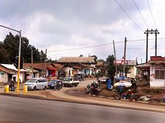 Pharmacy, Butcher Shops, Beauty Shop -- Arusha, Tanzania (JFGryphon) Tags: pharmacy butchershops tanzania beautyshop arushatanzania cultureshock