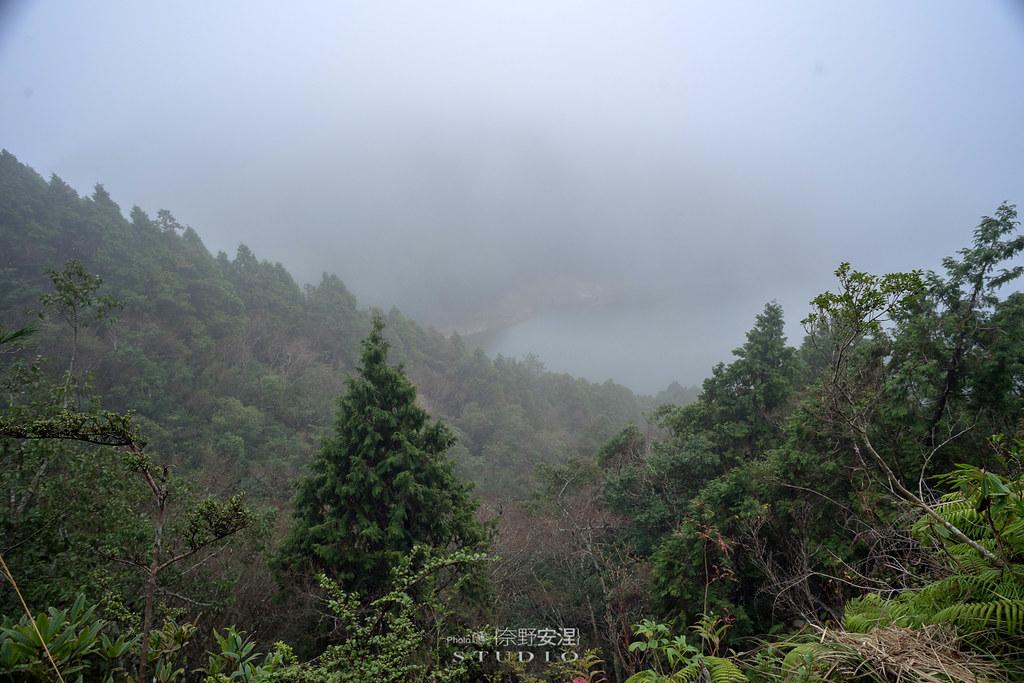 太平山翠峰湖環山步道 |走在泥濘的道路上,只為途中美景 | 宜蘭大同鄉65
