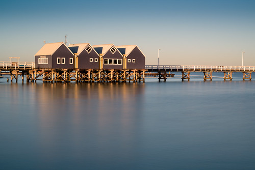 Busselton Jetty at Sunrise