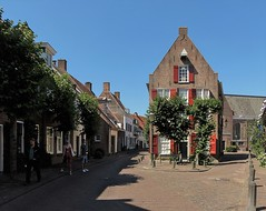 Breestraat in Amersfoort (joeke pieters) Tags: 1410846 panasonicdmcfz150 amersfoort utrecht nederland netherlands holland breestraat