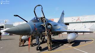 116-EU / 55 - Dassault Mirage 2000-5F